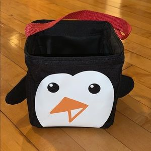 Little carryall caddy penguin